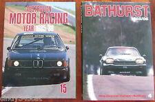 Bathurst 1985/86 No. 4 + Australian Motor Racing Year 1985/86 No. 15 Amaroo