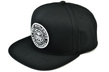OBEY CLASSIC PATCH SNAPBACK CAP - BLACK - 100% AUTHENTIC