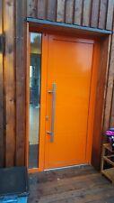 Exterior aluminium door to any size - modern design, made by Schuco