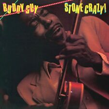Buddy Guy - Stone Crazy - NEW SEALED 180g LP w/ Phil Guy his great 1979 album