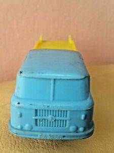 VINTAGE SKODA 706 RT TRUCK TOY FRICTION ITES CZECHOSLOVAKIA IGRA FLAT BED