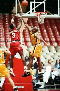 LD126-21 1992 College Basketball Bradley Loyola (135pc) ORIGINAL 35mm NEGATIVES
