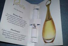 Christian Dior J'Adore Eau De Parfum Spray Sample 1x  1ml-0.03fl oz./ 1ml