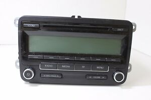 #2277 VW Passat B6 2008 Original Caddy Radio CD Player Stereo 1K0035186AA