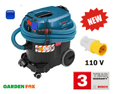 savers Bosch 110V GAS 35M AFC - DUST EXTRACTOR - 06019C3170 3165140705486 D