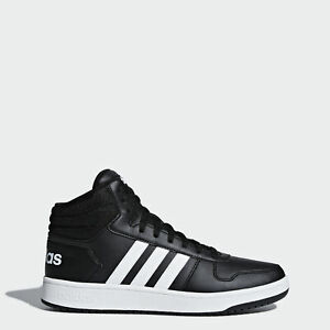 adidas Hoops 2.0 Mid Shoes Men's