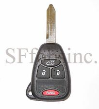 NEW CHRYSLER DODGE JEEP MASTER KEY KEYLESS REMOTE FOB TRANSMITTER OEM ELECTRONIC