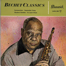 "SIDNEY BECHET - BECHET CLASSICS > Single-EP 7"" SoVinyl , 4 Titel"