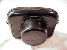 Canon VT Leather Camera Case | Very Nice | $85