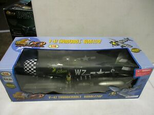 Ultimate Soldier P-47 Thunderbolt Bubbletop 1/18