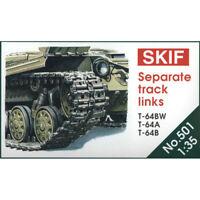 Iv Metal Model Kit Sector35 3537-SL Winter//Mud Tracks For Pz.Kpfw Iii 1//35