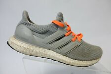 ADIDAS Ultra Boost Grey Sz 8 Men Running Shoes