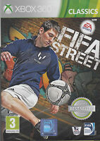 FIFA Street Xbox 360 Brand New Factory Sealed Soccer Game