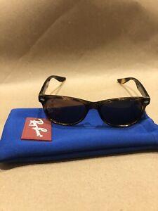 Rayban Wayfarer Junior RJ9052S Sunglasses Havana