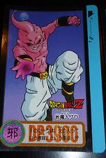 DRAGON BALL Z GT DBZ HONDAN PART 25  CARDDASS DP CARD CARTE 329 JAPAN 1995  NM