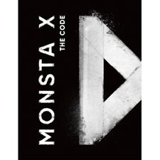 Monsta X-[The Code] 5th Mini Album Protocol Terminal Ver CD+Poster+Booklet+Card
