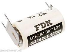 4 x FDK  CR14250SE-FT1 3er Print 1/2 AA (Mignon) 850mAh
