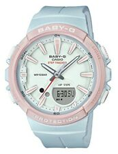 Casio Baby-g G-squad Step Tracker Bgs-100sc-2ajf Blue for Women Watch Japan G137