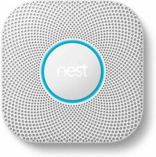 Nest Protect 2nd Gen. Smoke Carbon Monoxide Alarm Wired S3003LWES