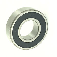 6004-2RS two side rubber seals bearing 6004 rs ball bearings 6004rs