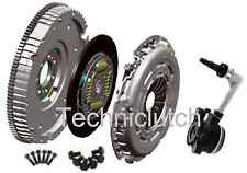 RENAULT MEGANE II 1.9 DCI DUAL TO SINGLE MASS FLYWHEEL AND CLUTCH KIT WITH CSC