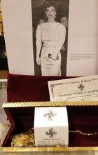 CAMROSE & Kross Replica Gold metal Clutch JACQUELINE KENNEDY PURSE EVENING BAG