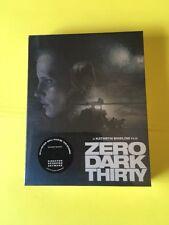 Zero Dark Thirty Plain Archive Exclusive SteelBook Full slip Region Free NEW