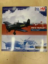 HOBBY MASTER HA1109 Grumman F6F Hellcat USN Blue Angels #1 1:72