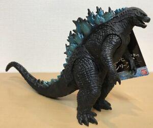 Bandai Movie Monster Godzilla 2019 ver. Soft Vinyl Singular Point Figure