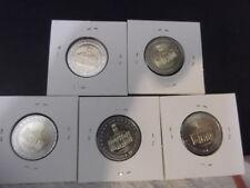 Pièces euro pour 5 Euro année 2009