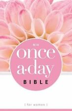 Niv Once-a-day Bible for Women by Zondervan Publishing House, Christopher D....