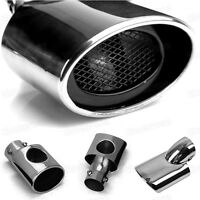 1Pcs Stainless Steel Exhaust Muffler Tail Pipe Tip Tailpipe for Ford Focus