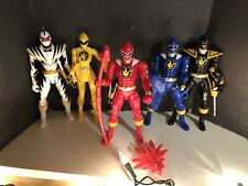 Power Rangers Dino Thunder Legacy Lot