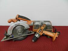 Ridgid Power Tool Set