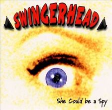 Swingerhead She Could Be a Spy CD, New and Sealed, Colossal, Free Shipping