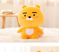 "Kakao Friends Lovely Ryan Lion Soft Pillow / Cushion Plush 12"" Stuffed Doll Toy"