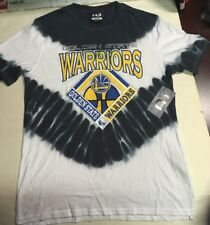 NBA Golden State Warriors Men's Shirt Tie Dye Tee Size S M L XL