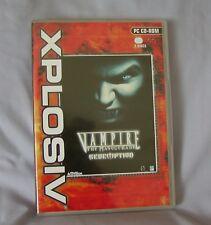 XPLOSIV Vampire The Masquerade - Redemption - Windows 95, 98, 2000, ME