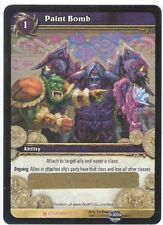 WoW Loot Paint Bomb - Englisch Foil - Farb-Bombe - World of Warcraft Code Karte