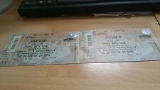 Meat Loaf unused concert ticket  Block A3 Row 6 Nov 2007