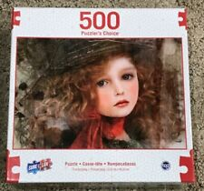 "'Red Ribbon' 500 piece jigsaw puzzle By Sure Lox  13""x19"""