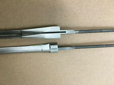 Unwired Bare STIFF Fencing Epee Blade adult #5