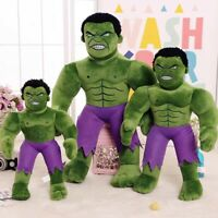 MARVEL Avengers Hulk Plush Toy 45CM & 75CM Huge Pillow Pal Style AU