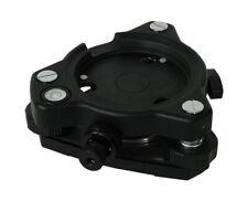 Seco 2152-04-Blk Optical Plummet Twist-Focus Tribrach New