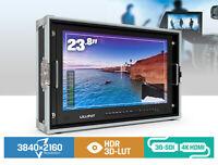"""LILLIPUT BM230-4KS 23.8"""" Broadcast Ultra HD 3G-SDI,HDMI Monitor w/HDR, 3D Lut AB"""