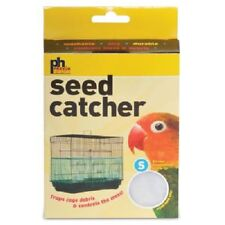 PREVUE SEED GUARD SKIRT MESH YOU PICK THE COLOR SIZE FOR BIRD CAGE.FREE SHIP USA
