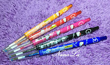SPECIAL EDITION Hello Kitty Pens Sanrio Uni-Ball 5 Colors 0.38mm Japan Style Fit