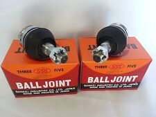 Sankei 555 Suspension Ball Joint Front Upper Set of 2 Made in Japan 43310-39016