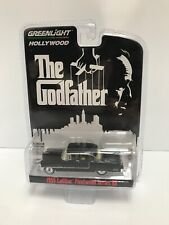 Greenlight 1955 Cadillac Fleetwood Series 60 The Godfather 1:64 Mint in Pack