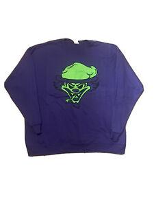 Insane Clown Posse Riddlebox Sweater 2XL New ICP Juggalo